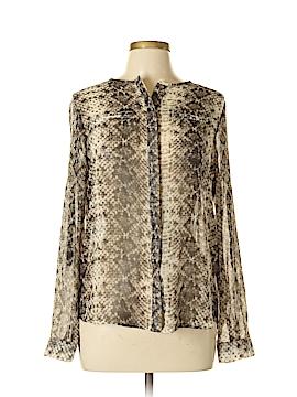 OVI Long Sleeve Blouse Size L