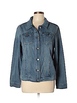 Bandolino Denim Jacket Size L