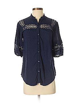 Edme & Esyllte Short Sleeve Blouse Size 4