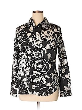 Ralph by Ralph Lauren Long Sleeve Button-Down Shirt Size XL