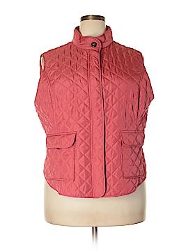 Van Heusen Vest Size 2X (Plus)