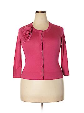 Kate Spade New York Silk Cardigan Size L