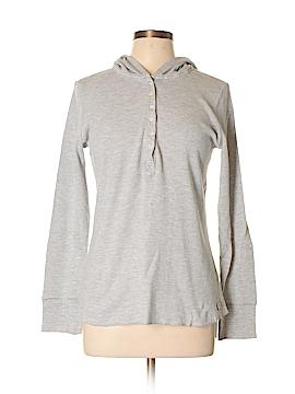 Polo Long Sleeve Henley Size L