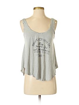 Zara W&B Collection Sleeveless T-Shirt Size M