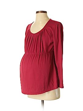 Mimi Maternity 3/4 Sleeve Top Size S (Maternity)