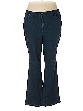 Just Fab Jeans 24 Waist (Plus)