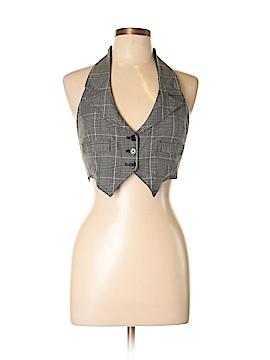 Anna Sui for Target Tuxedo Vest Size L