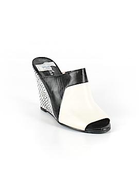 Ann Marino Mule/Clog Size 6