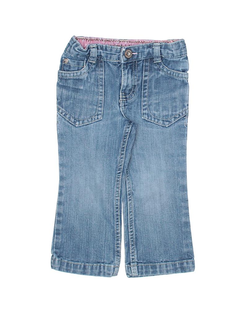 Genuine Kids from Oshkosh Girls Jeans Size 2T