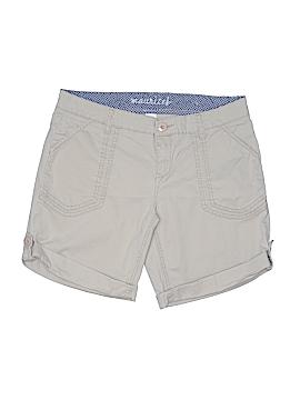 Maurices Khaki Shorts Size 7/8