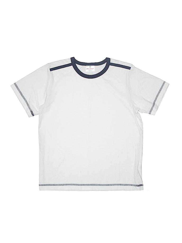 Hanna Andersson Boys Short Sleeve T-Shirt Size 150 (CM)