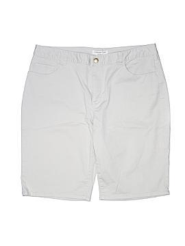 Coldwater Creek Khaki Shorts Size 12
