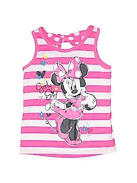 Disney Sleeveless Top Size 6 - 6X