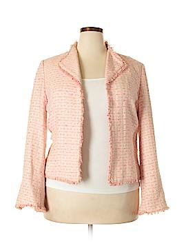 Worthington Silk Blazer Size 16