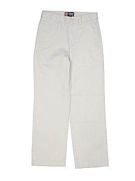 Chaps Khakis Size 7