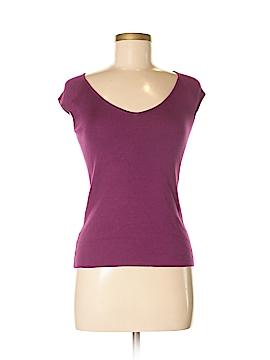 Ann Taylor LOFT Short Sleeve Silk Top Size S