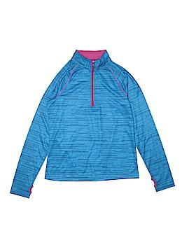 Danskin Now Track Jacket Size 10/12