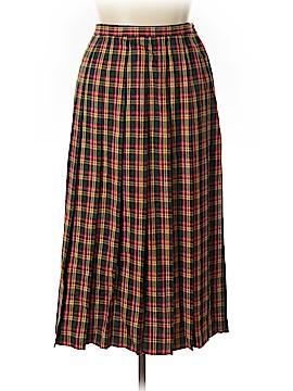 Susan Bristol Wool Skirt Size 16