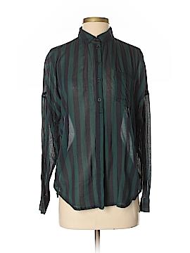BDG 3/4 Sleeve Button-Down Shirt Size XS