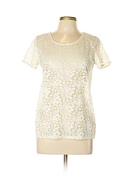 Stylus Short Sleeve Blouse Size M