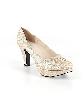 All Black Heels Size 42 (EU)
