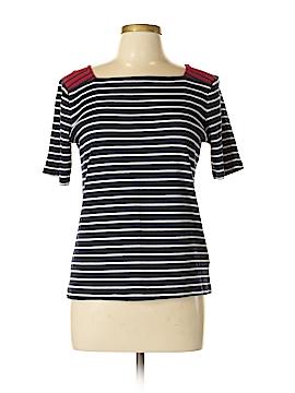 Croft & Barrow Short Sleeve T-Shirt Size L (Petite)
