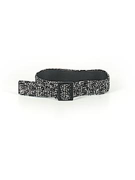 Yves Saint Laurent Rive Gauche Leather Belt Size XS