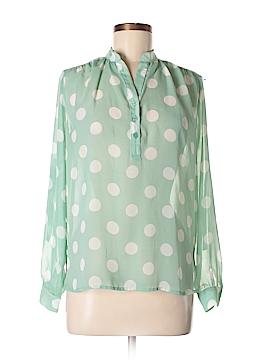 Pomelo Long Sleeve Blouse Size XS