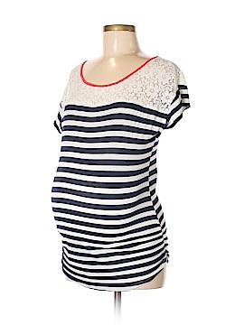 Tutta Bella Short Sleeve Top Size M (Maternity)