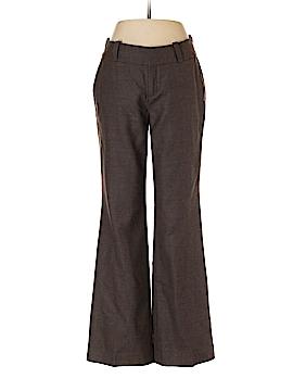 Express Wool Pants Size 4 (Petite)