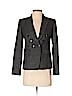 Ann Taylor Women Wool Blazer Size 00 (Petite)