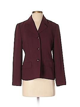 Casual Corner Annex Silk Blazer Size 4