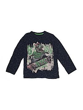 Rebel Long Sleeve T-Shirt Size 8 - 9