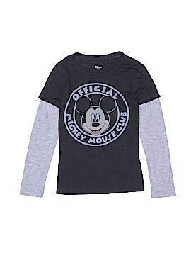 Disney Long Sleeve T-Shirt Size 7 - 8