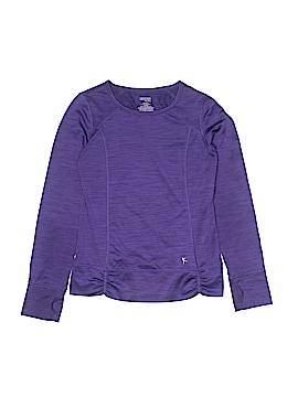 Danskin Now Active T-Shirt Size 10 - 12