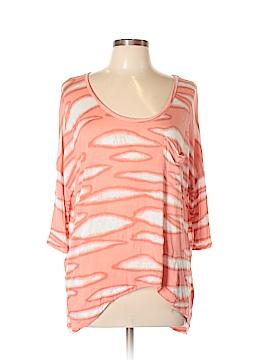 Kensie 3/4 Sleeve T-Shirt Size XL