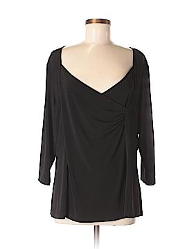 Studio 1940 Long Sleeve Blouse Size 20