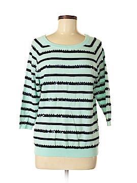 Alex Marie Pullover Sweater Size L