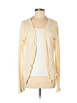 Kathy Ireland Silk Cardigan Size M