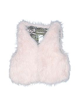 Skechers Faux Fur Vest Size 16