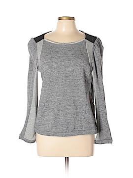 Maje Long Sleeve Top Size Lg (3)