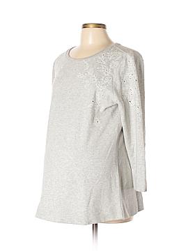 Ann Taylor LOFT Sweatshirt Size L (Maternity)