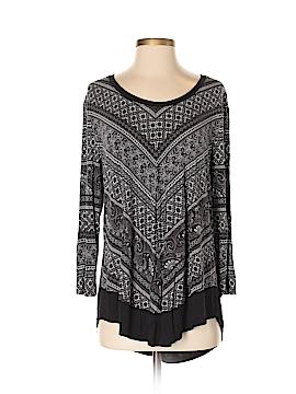 Croft & Barrow 3/4 Sleeve T-Shirt Size XL