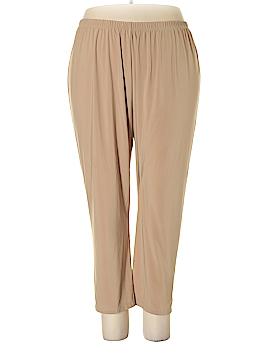 Slinky Brand Casual Pants Size 3X (Plus)