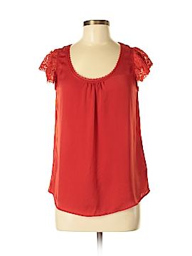 H&M Short Sleeve Blouse Size 6
