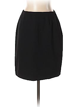 Emporio Armani Wool Skirt Size 40 (EU)