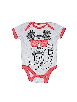 Disney Short Sleeve Onesie Size 3-6 mo
