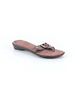 Nine West Flip Flops Size 8 1/2