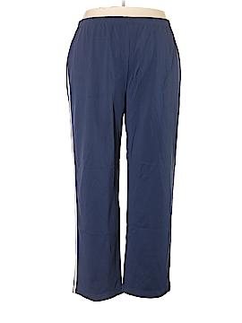 Lands' End Track Pants Size 2X (Plus)