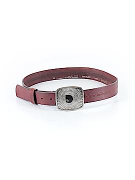 Carhartt Leather Belt Size XS